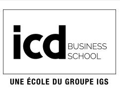 Logo ICD Groupe IGS