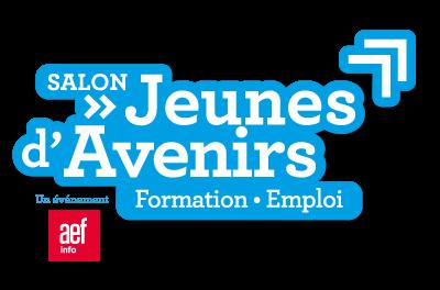Logo Salon Jeunes d'Avenir Formation, Emploi